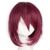 Free! Matsuoka Rin Cosplay Wig