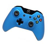 Matte Blue Xbox One Rapid Fire Modded Controller 40 Mods for COD Ghosts Quickscope, Jitter, Drop Shot, Auto Aim, Jump Shot, Auto Sprint, Fast Reload,