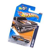 Mattel Hot Wheels HW RACING '12 BLACK '68 NOVA 1/10 #171/247