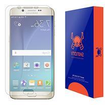 Galaxy S6 Edge+ Screen Protector, Skinomi MatteSkin Full