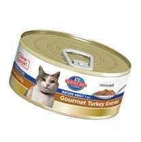 Hill's Science Diet Mature Adult 7 Minced Gourmet Turkey