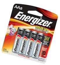 Energizer MAX AA Batteries, Designed to Prevent Damaging