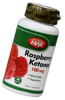 Raspberry Ketones Natural Balance 30 VCaps