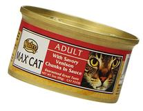 NUTRO MAX CAT Adult With Savory Venison Chunks in Sauce
