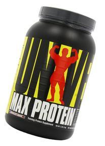 Universal Nutrition Max Protein, Chocolate Shake , 2.2-