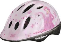 Lazer Max Youth Helmet: Pink Little Princess; One Size