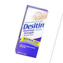 DESITIN Maximum Strength Original Paste 2 oz