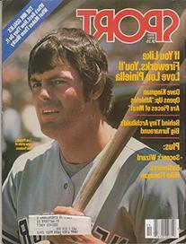 Sport Magazine May 1980 Lou Piniella