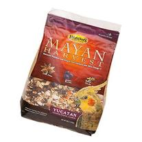Higgins Mayan Harvest Yucatan Food Mix for Cockatiels,