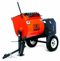 MBW M802E Mortar and Plaster Mixer with 2 Electric Engine