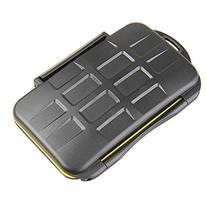 JJC MC-SDMSD24 Water-Resistant Holder Storage Memory Card