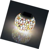 MCLLROY™ Mosaic Color Changing LED Solar light, Waterproof