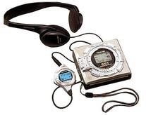 Sharp MDMS722 Portable Minidisc Player/Recorder