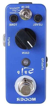 Mooer MDS5 Solo Guitar Distortion Effects Pedal