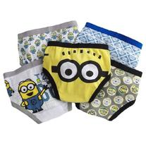 Despicable Me2 Boy's Briefs - 5 Pack