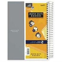 Mead Mea-06184westvaco Day Runner Five Star Notebook -