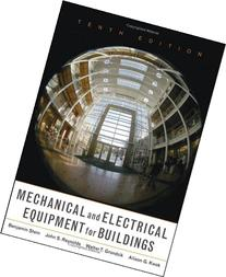 Mechanical and Electrical Equipment for Buildings, 10th