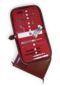 McCoy Medical Advanced Student Dissection Kits - Coffee - OS