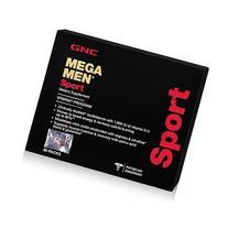GNC Mega Men Sport Capsules, 30 Count