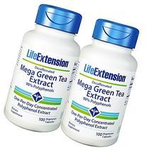 Mega Green Tea Extract Decaf. 100 VegiCaps