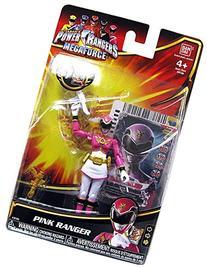Power Rangers Megaforce Action Figure Pink Ranger, 4 Inch