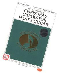 Mel Bay Christmas Carols for Flute & Guitar