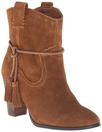 Dolce Vita Women's Melah Boot, Chestnut, 7.5 M US