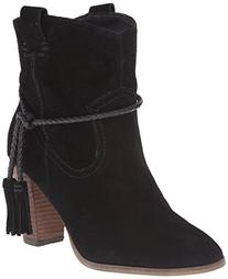 Dolce Vita Women's Melah Boot, Black, 6 M US