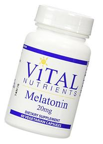 Melatonin 20mg 60c