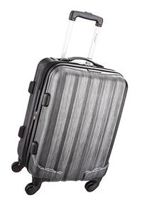 Rockland Luggage 20 Melbourne Expandable ABS Carry-On