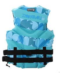 Liquid Force Melody CGA Wakeboard Vest Blue Womens Sz M