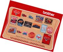 Brother Memory Card featuring Pixar Cars Embroidery Designs