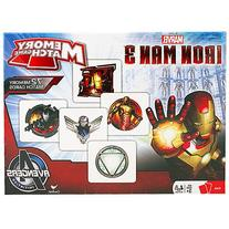 Iron Man Memory Match Game