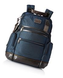 Men's Tumi 'Alpha Bravo - Knox' Backpack - Blue