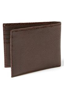 Men's Boconi Lizard Wallet