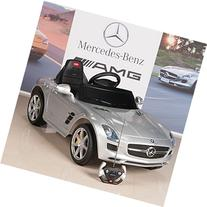 Mercedes Benz SLS AMG 6V Kids Ride On Battery Powered Wheels