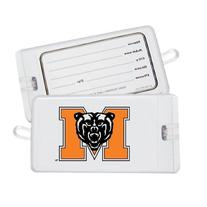 Mercer Luggage Tag 'M with Bear