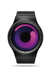 Mercury Black Purple Watch