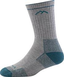Darn Tough Women's Coolmax Micro Crew Cushion Socks , Gray/