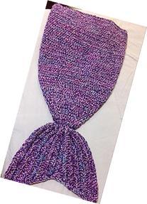 Mermaid Tail Blanket Lap Blanket