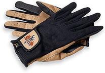 Browning Mesh Back Shooting Glove, Tan/Black, X-Large-Tall