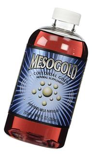 MesoGold ® 20 ppm Colloidal Gold 250 mL/8.45 Oz