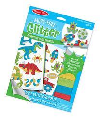 Melissa & Doug Mess-Free Glitter Craft Kit: Adventure