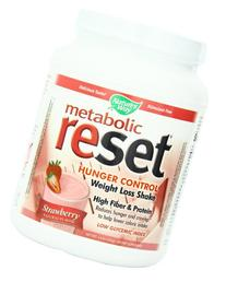 Nature's Way Metabolic Reset, Strawberry, 622g