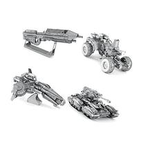 Metal Earth 3D Metal Model Kits - HALO Series 2 Assault
