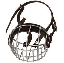 Metal Wire Basket Dog Muzzle Boxer, Bulldog Female.