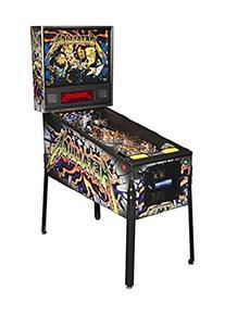 Stern Pinball Metallica LED Pro Arcade Pinball Machine