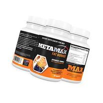 MetaMax Mens Weight Loss and Diet Pills -Formulated with