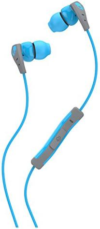 Skullcandy Method In-Ear Sweat Resistant Sports Earbud, Blue
