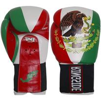 Ringside Limited Edition Mexico IMF Sparring Gloves, 16-